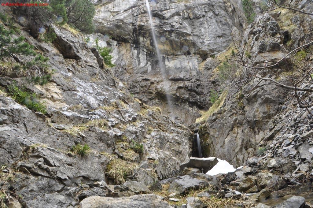 Base del Salto de La Biella