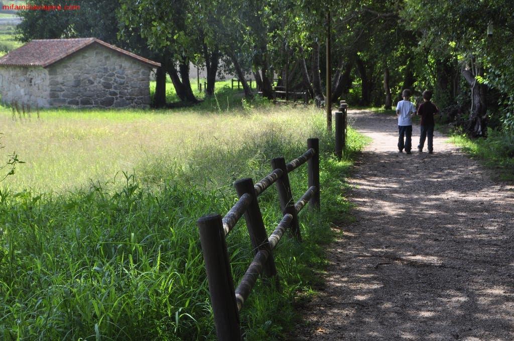 Camino de Barrantes