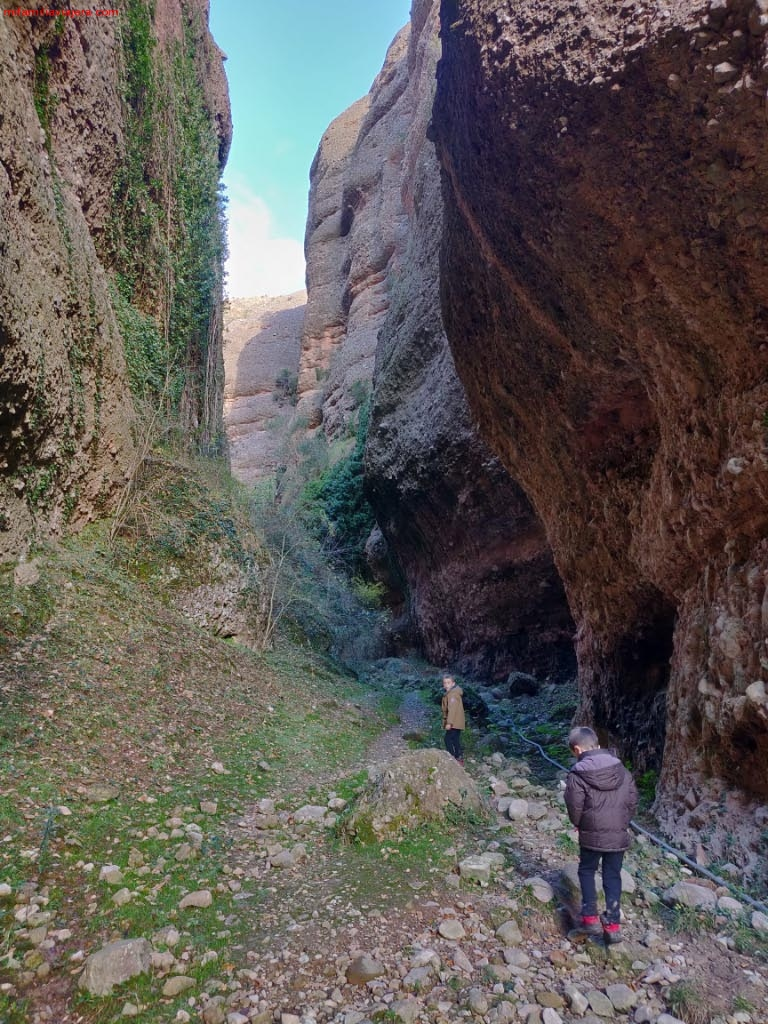 Barranco de Badén