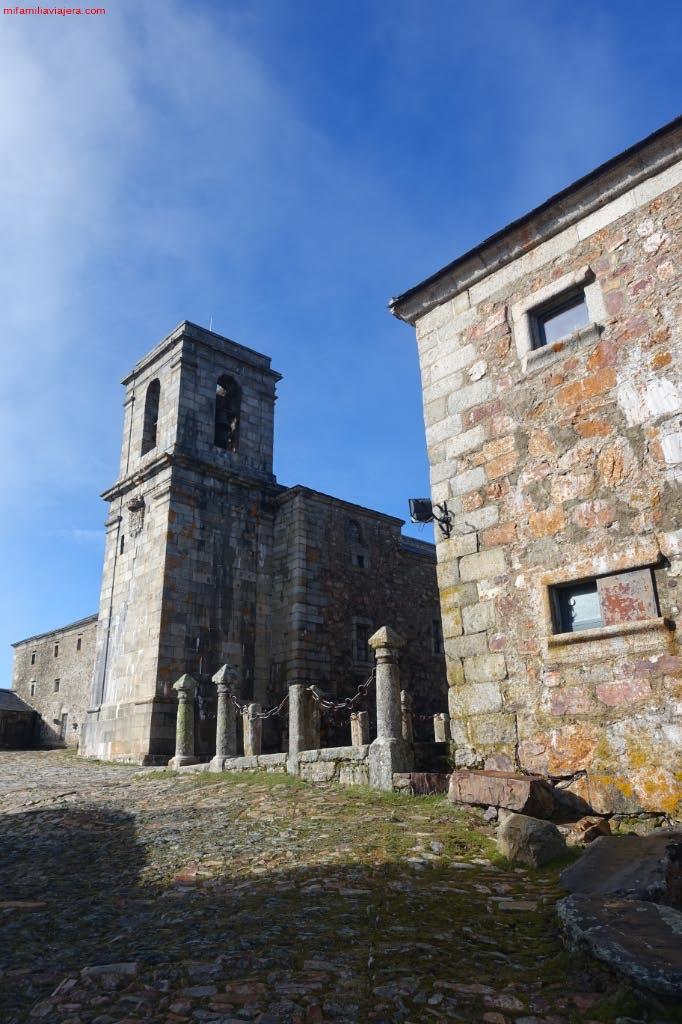 Convento de la Peña de Francia y Hospedería del Santuario de la Peña de Francia