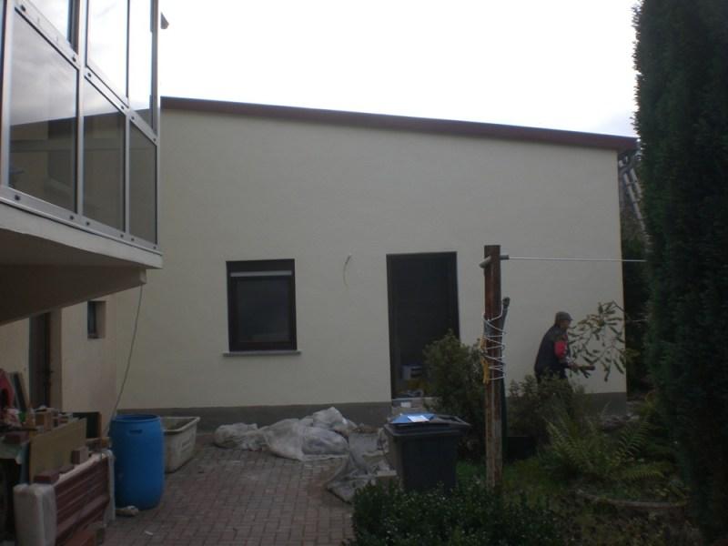 Extension et rehausse de maison
