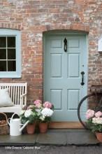 Front Door - Celestial Blue