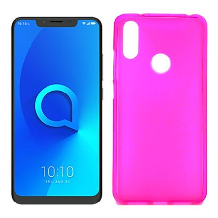 ⭐PARA ALCATEL 5V FUNDA CARCASA DE GEL TPU MATE FROSTED