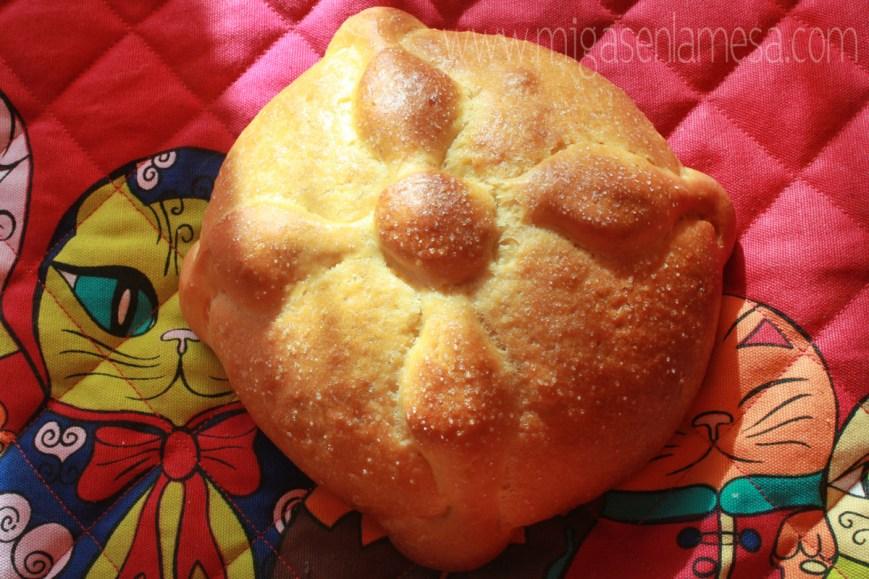 Pan de muerto 2