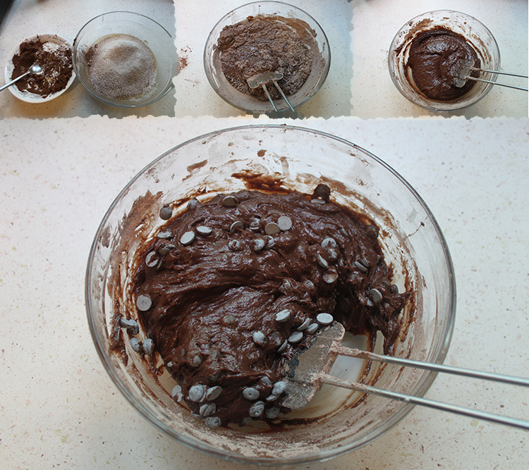 Muffins chocolate PaP 2