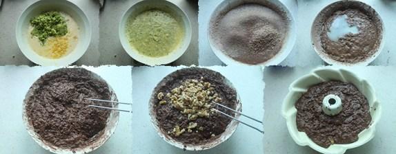 Chocolate zucchini bundt 2