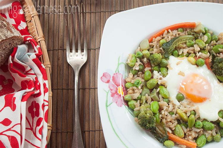 basmati salteado verduras 3