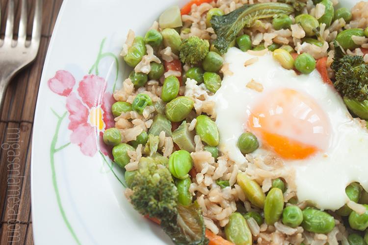 basmati salteado verduras 4