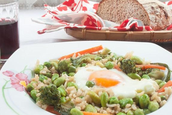 basmati salteado verduras 5