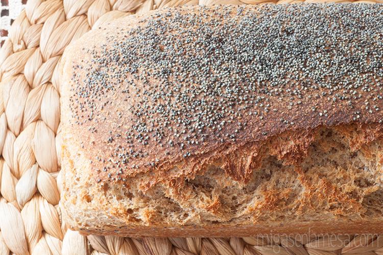 Pan de molde lavanda 8