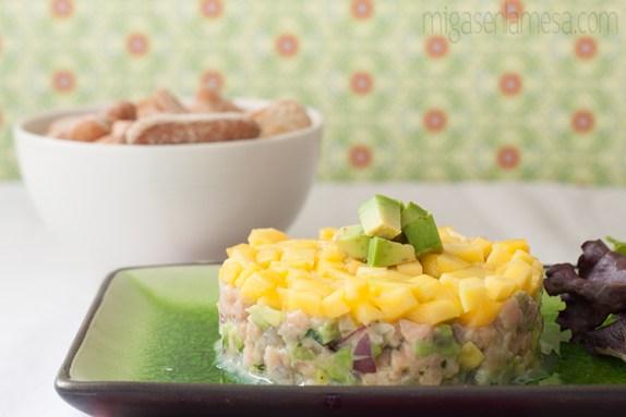 Ceviche salmon 5