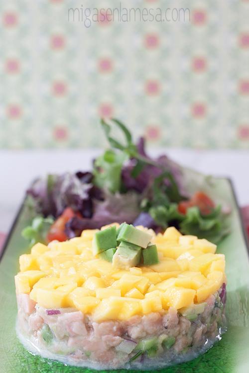 Ceviche salmon 6