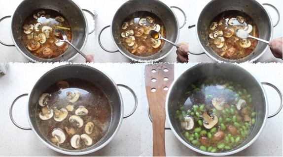 Sopa picante pollo noodles PaP 3