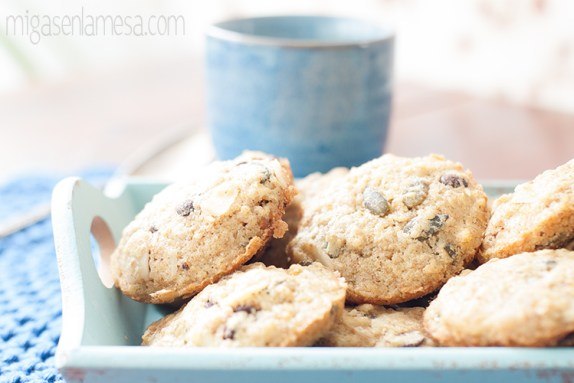 Cookies de lentejas 6
