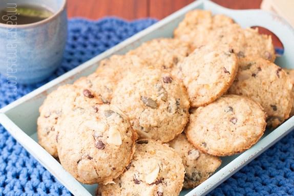 Cookies de lentejas 8