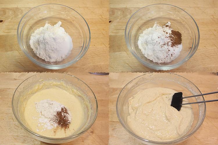 Coffee cake de manzana PaP 3