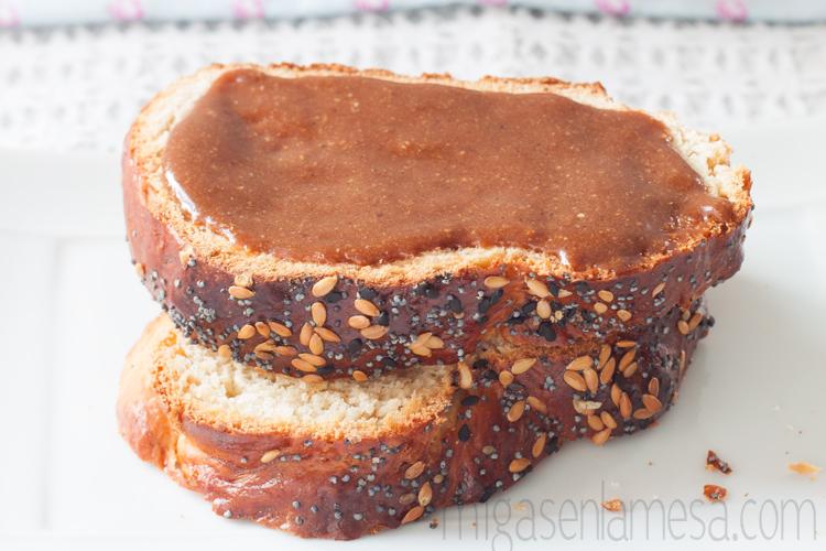 Crema de avellanas y cacao (nocilla o nutella casera)