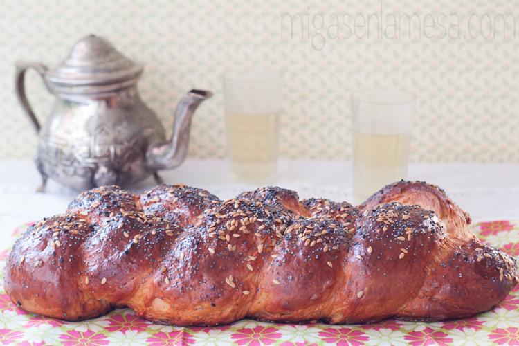 Pulla, pan sueco de cardamomo