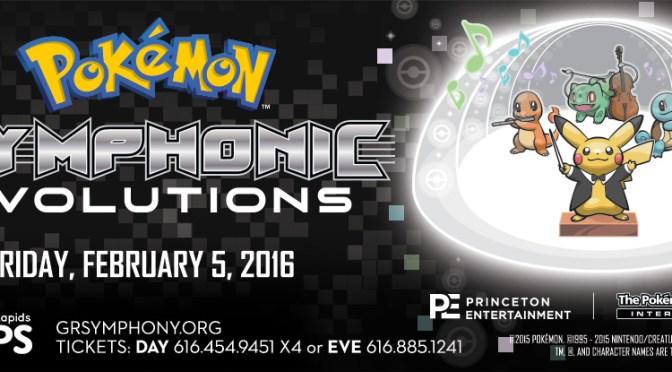 Pokémon: Symphonic Evolutions!