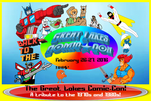 Great Lakes Comic Con 2016