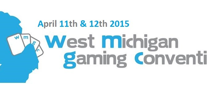 West Michigan Gaming Convention GRComCon