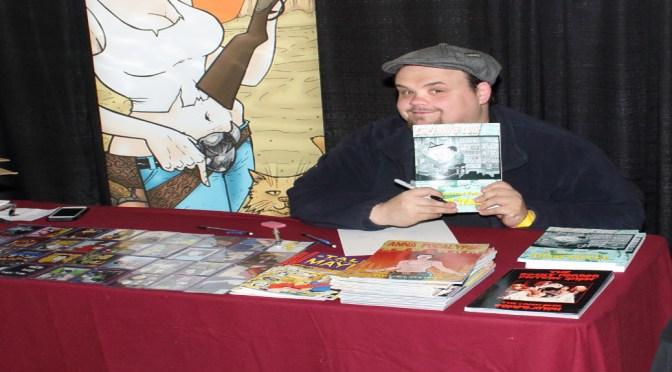 Adam Talley Interview Capitol City Comic Con 2015