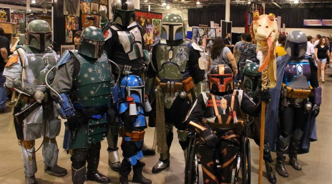 Motor City Comic Con 2015 Saturday Part 3