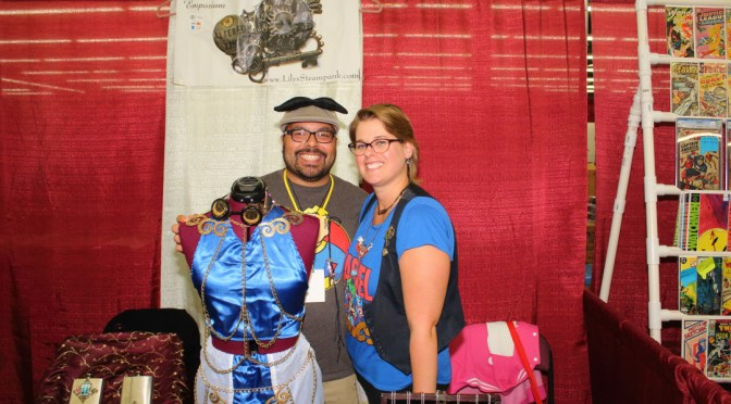 Lily's Steampunk Emporium Interview