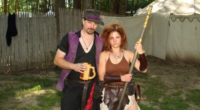 Swords of Valour at Blackrock Medieval Fest 2015