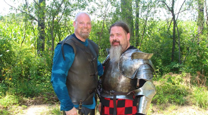 Legion of Heroes at Blackrock Medieval Fest 2015