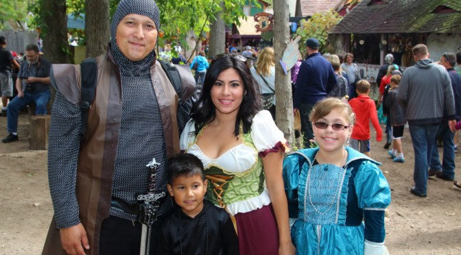 Michigan Renaissance Festival 2015 Saturday Part 1