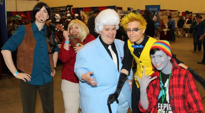 Grand Rapids Comic Con 2015 Sunday Final