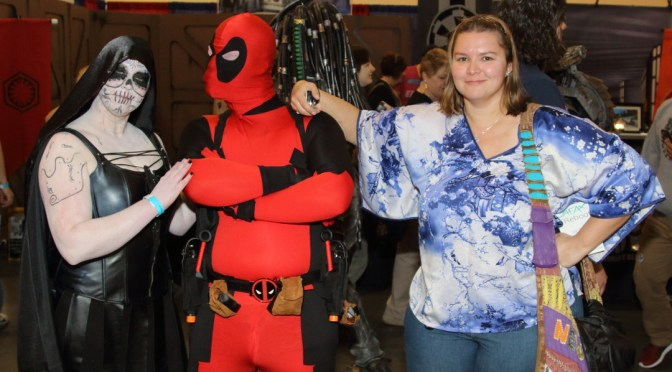 Grand Rapids Comic Con 2015 Sunday Part 1
