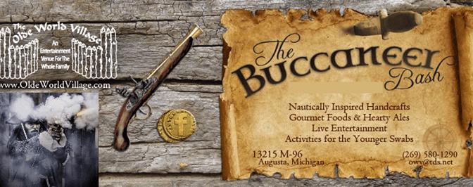 Buccaneer Bash 2016