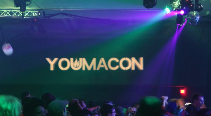 Youmacon 2015 Saturday Rave