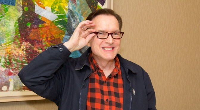 Billy West at Midwest Media Expo 2016
