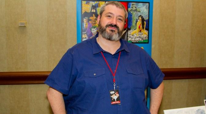 Michigan Comic Book Expo 2016 Interview