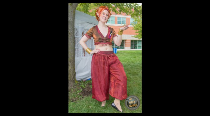 Karmada Cosplay at the GVSU Renaissance Festival 2016