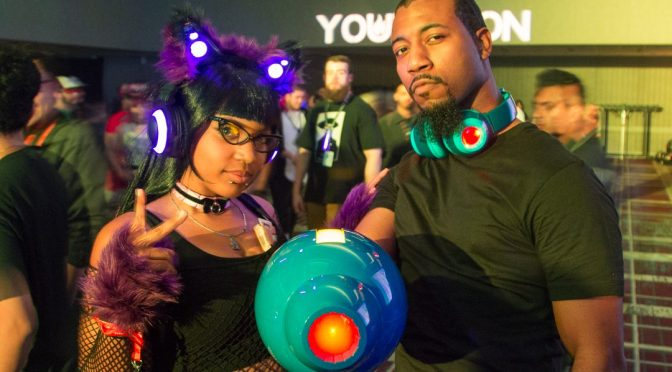 Youmacon 2016 Dance and Extra
