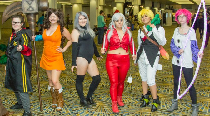 Youmacon 2016 Saturday Part 2 and Sunday
