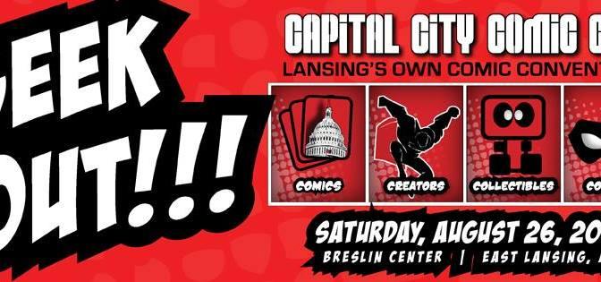 Capital City Comic Con 2017