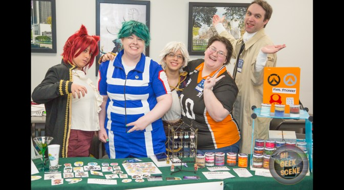 LTU Anime Con and Gaming Expo 2018