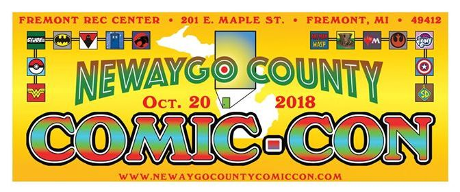 Newaygo County Comic Con 2018