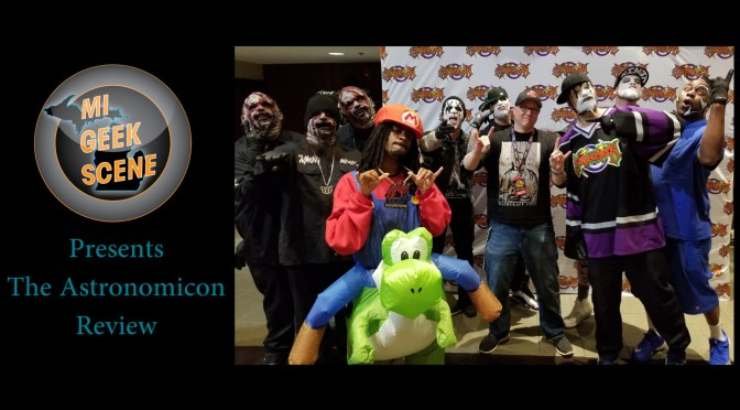 Astronomicon 2019 Review