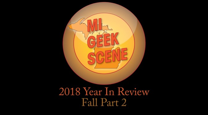 2018 Fall Year in Review Pt 2