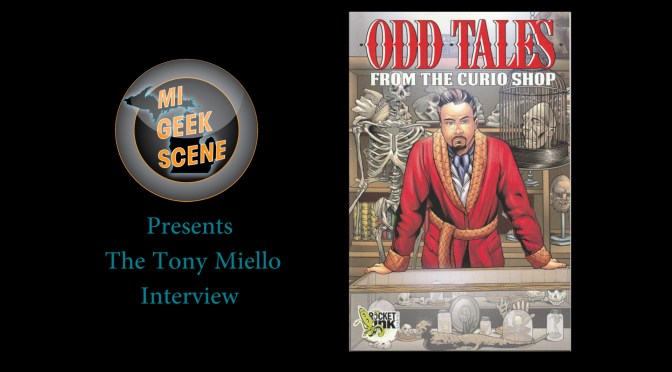 Tony Miello Audio Interview 2019