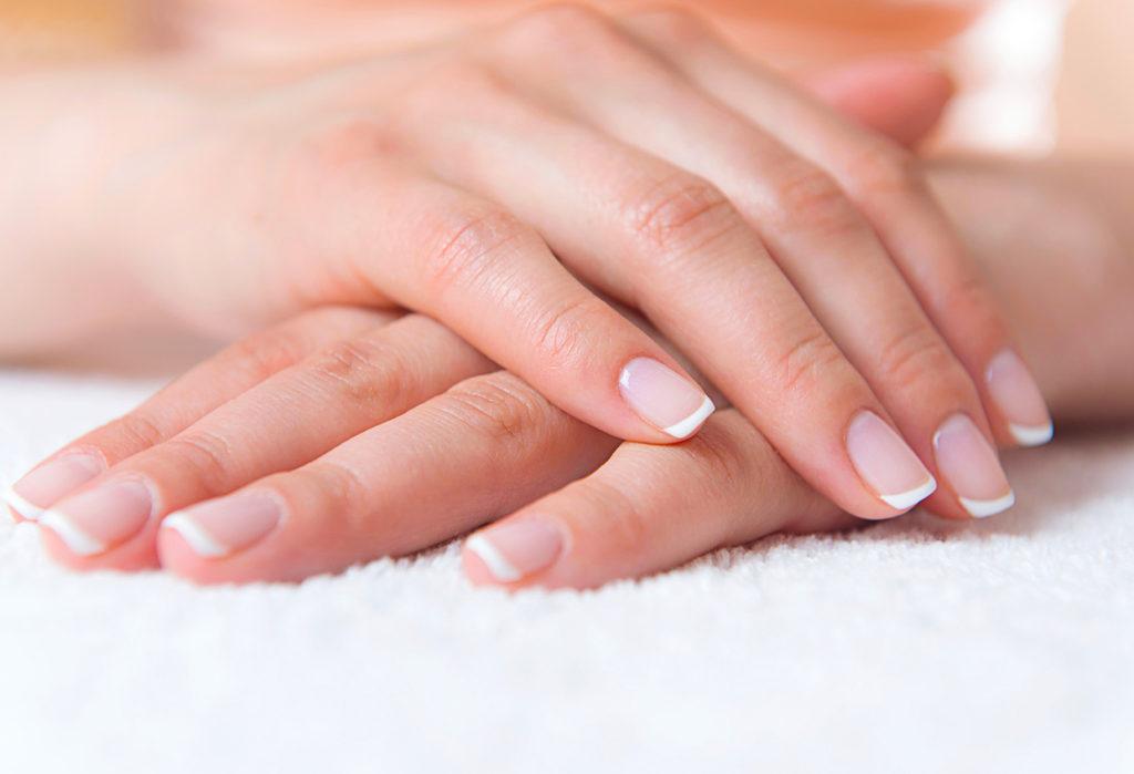 Resultado de imagen para uñas  manos sanas