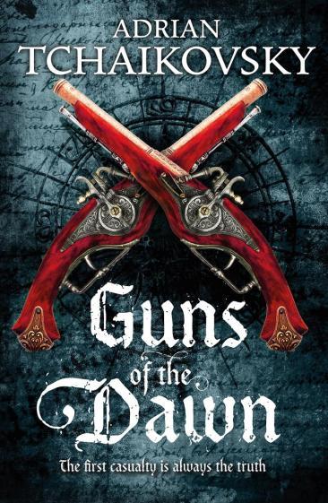 adrian_tchaikovsky_guns-of_dawn_tor_books_cover