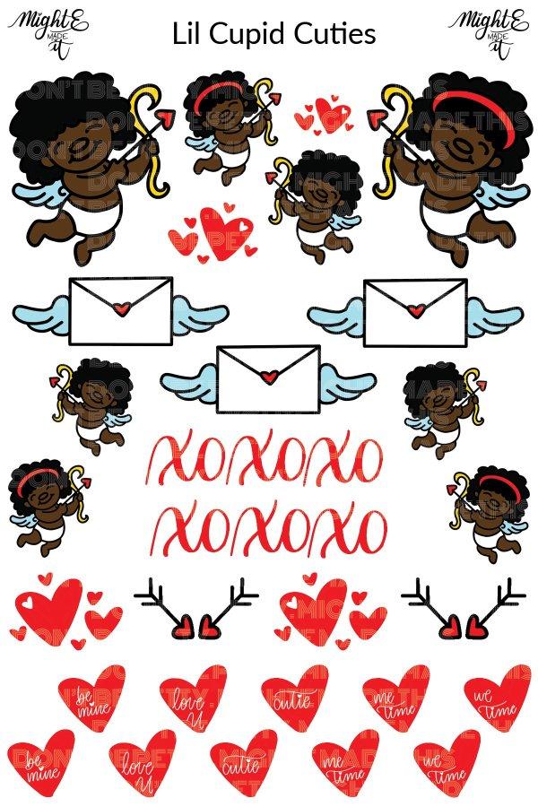 Lil Cupid Cuties Promo Graphic
