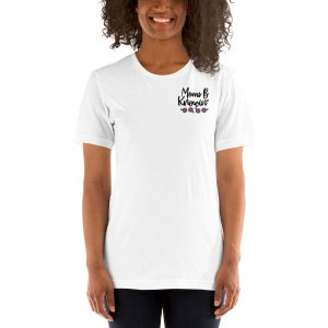 Moms B Knowin' Short-Sleeve Unisex T-Shirt
